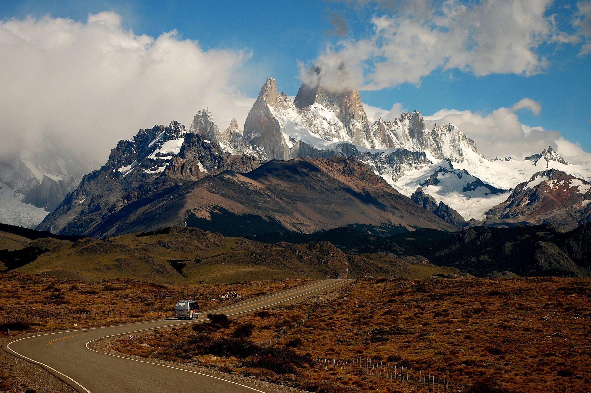 Visiting Patagonia