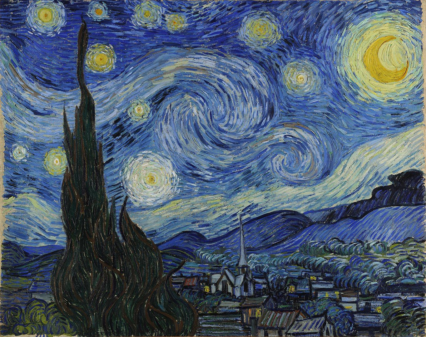 12 destinations from famous paintings you can visit in real life