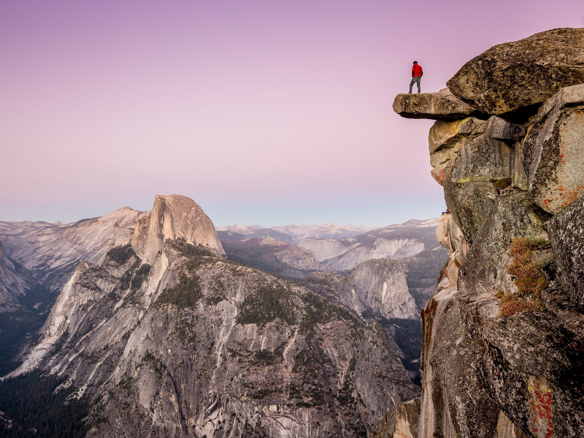10 Best Hikes in Yosemite National Park